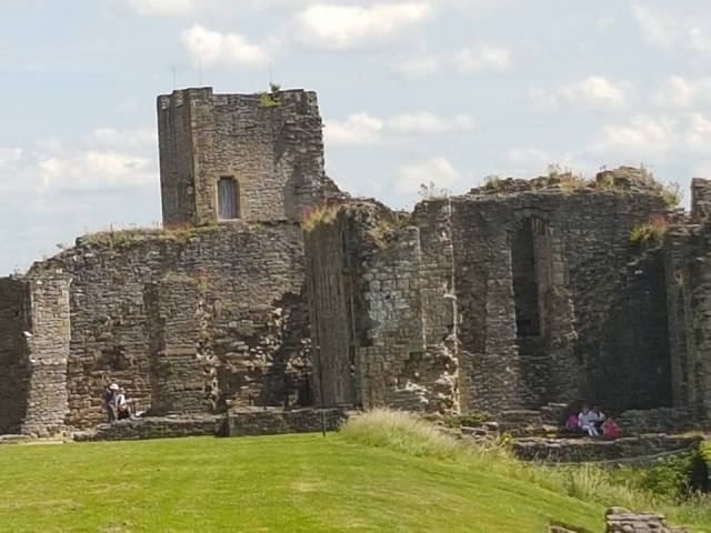 at richmond castle 4