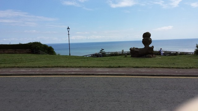 at robin hoods bay 11