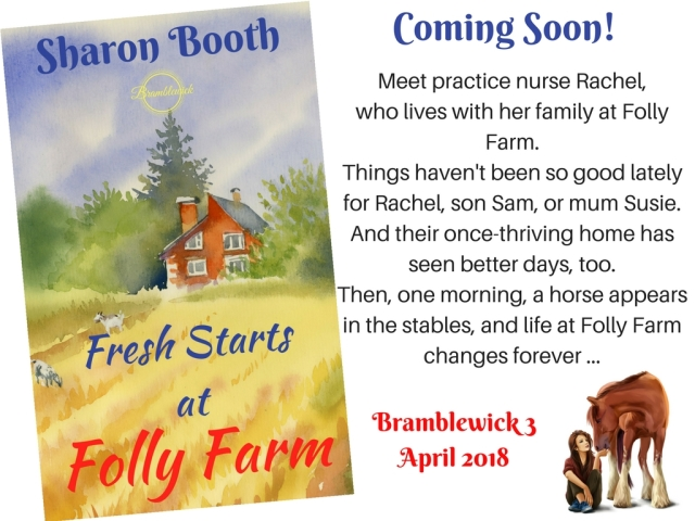 Meet practice nurse Rachel,who lives with her family at Folly Farm.Things haven't been so good lately fo