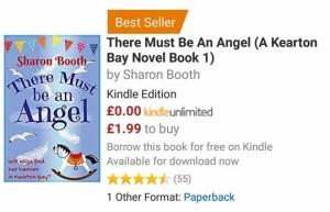 angel best seller flag