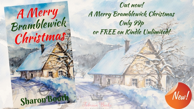 Out now! A Merry Bramblewick Christmas Only 99p or FREE on Kindle Unlimited!