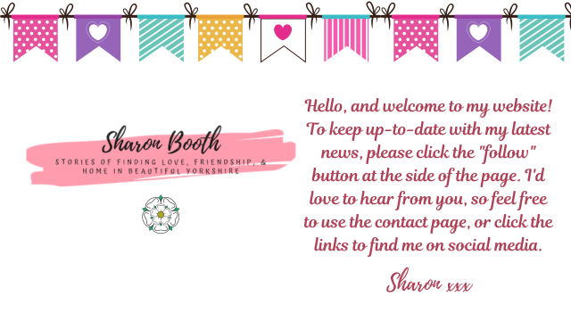 Hello, and welcome to my website! To keep up-to-date with my latest news, please click the _follow_ button at the side of the page. I'd love to hear from you, so feel free to use the contact page, or click the link